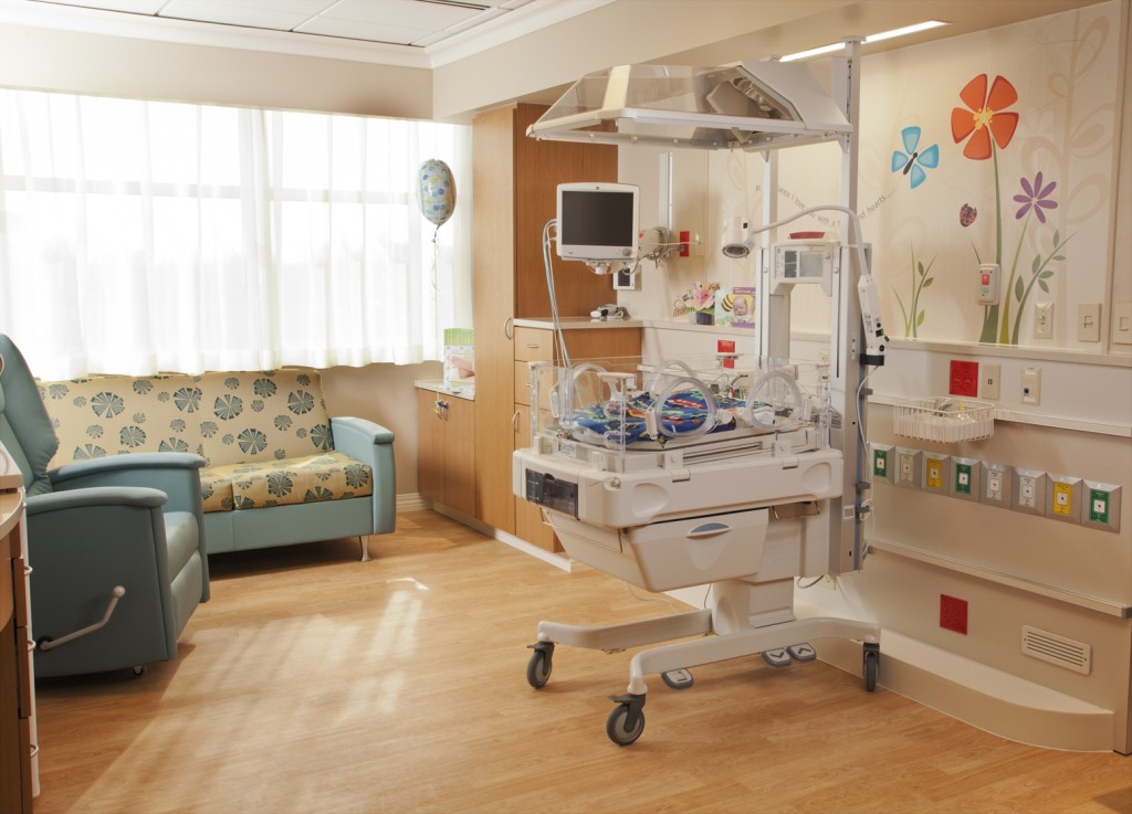 St Vincent Completes Renovation To Maternity Unit