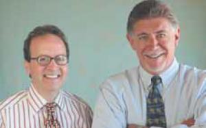 Brian Kelly and Steve Greenberg