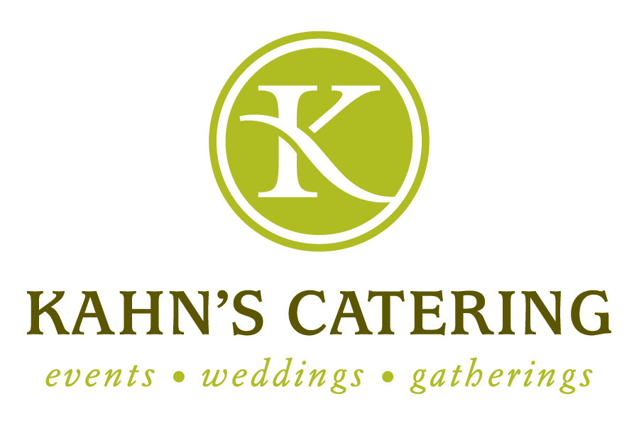 Kahn's Catering began as a home and corporate caterer in 1996 based out of Vine & Table gourmet market on East Carmel Drive.