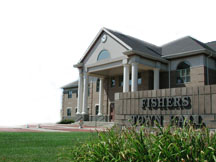 Fishers-in-town-hall