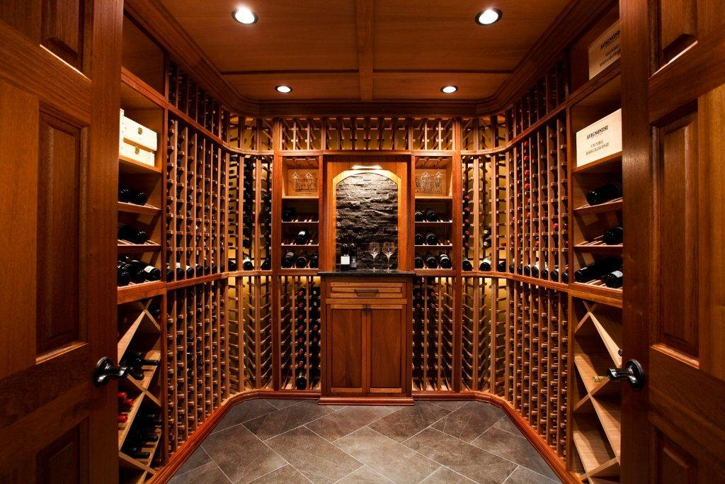 Adding Wine Cellar To Basement