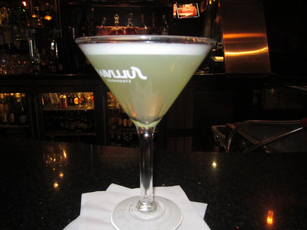 Knockout Martini