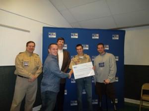 Eagle Scout Project for Ben Burdick