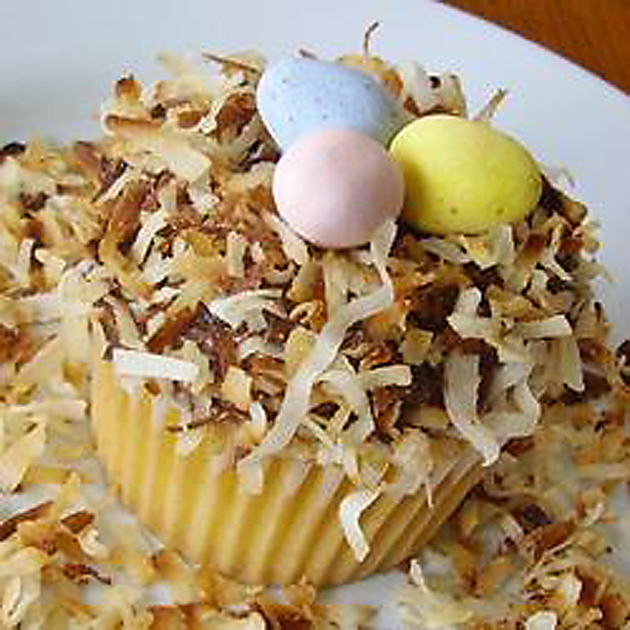 Recipe - Easter Nest