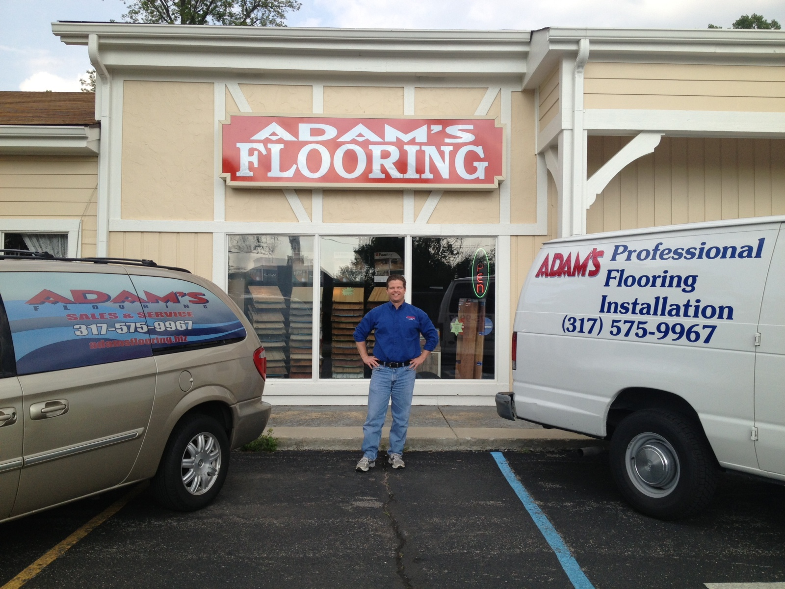 CIC-Adams flooring