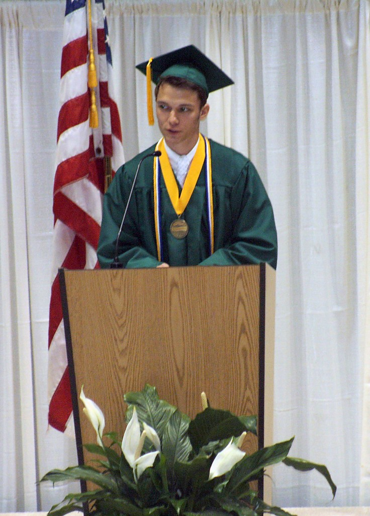 senior president speech Shs class of 2012 graduation speech: president catherine connell no gym class, and senior prom as seniors, everything was different freshmen looked smaller.