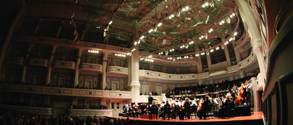 The Carmel Symphony Orchestra rose from humble beginnings to now calling the Palladium its home. (Photo courtesy of Carmel Symphony Orchestra)