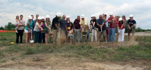 Bierman ABA Autism Center and Mayor Andy Cook broke ground for a new 10,000 square feet facility in Westfield on Aug. 22. (Submitted photo)
