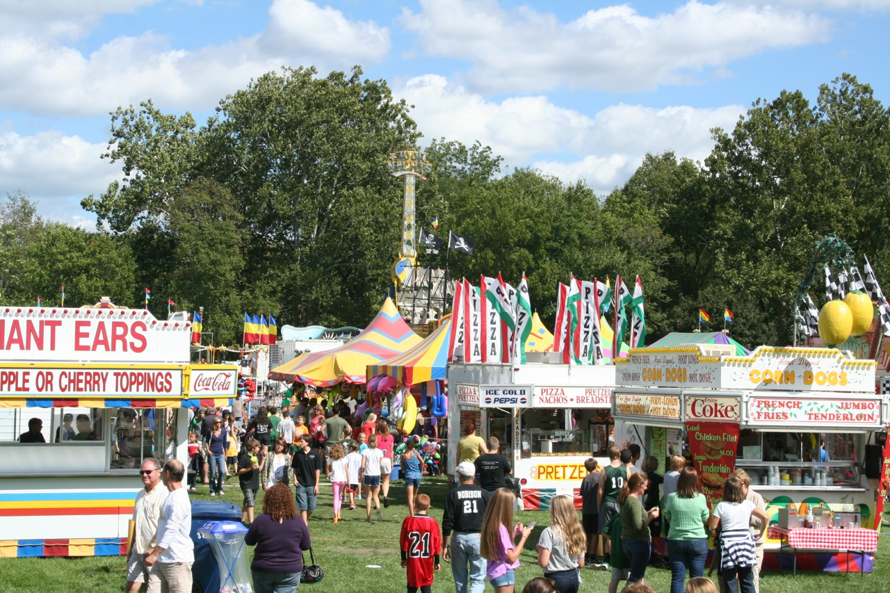 Organizers anticipate a crowd of 25,000 during the three-day fall festival (Submitted photos)