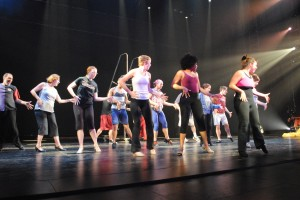 The ensemble invites the audience on a magical journey