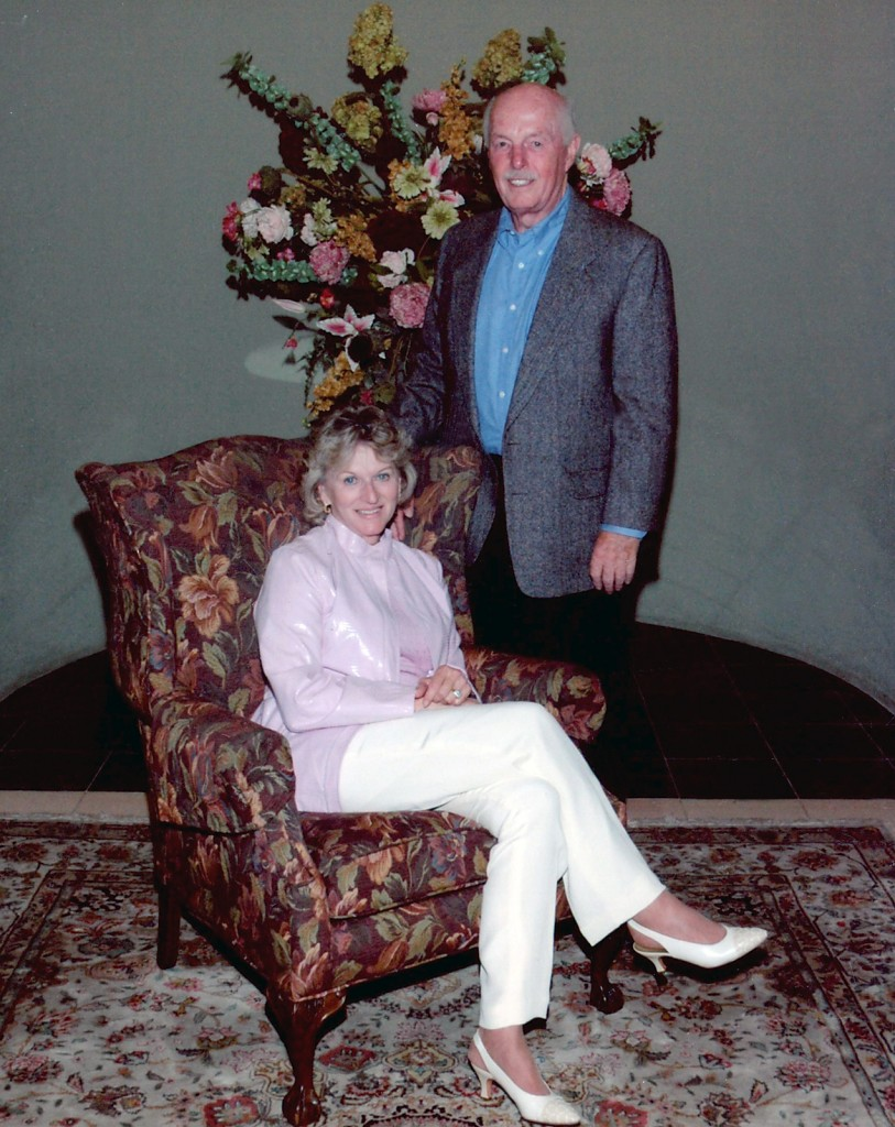 Thomas and Sondra Sheehan were recently named the recipients of Legacy Fund's 2013 Living Legacy Award. (Submitted photo)