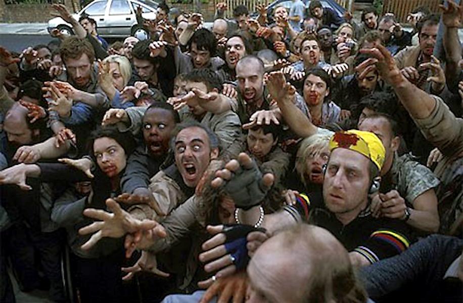 COM-Zombie apocalypse