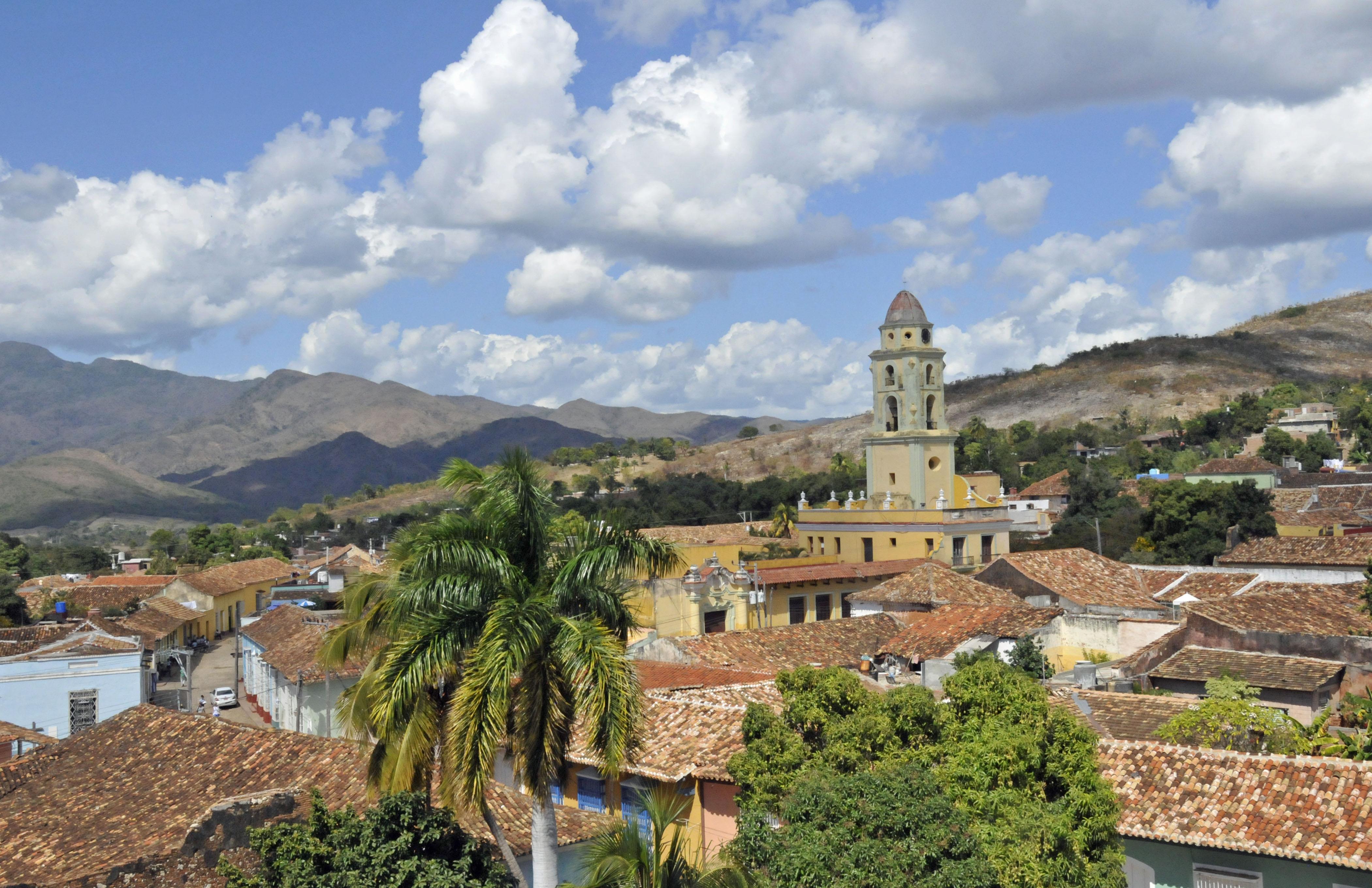 Travel-KnebelTrinidad, Cuba