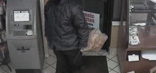 Police are searching for this suspect in the robbery of the Home Place Circle K store. (Submitted photo)