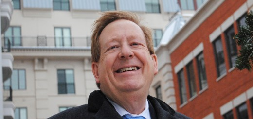 Carmel Mayor Jim Brainard said the growth of City Center in 2014 will be very exciting. (Staff photo)