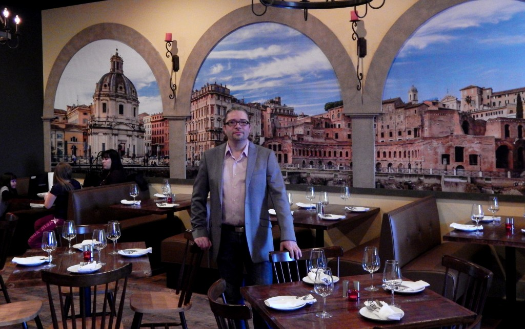 Italian Restaurants Kennedy Center