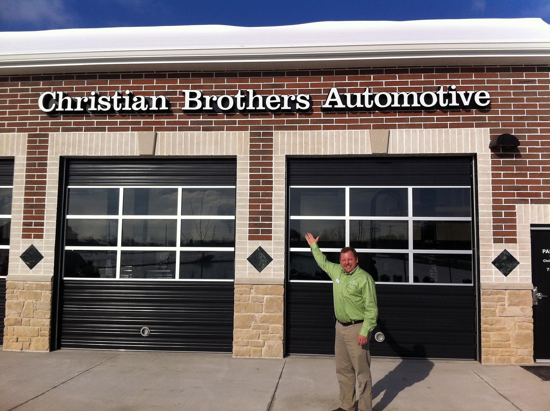 Faith based repair shop opens