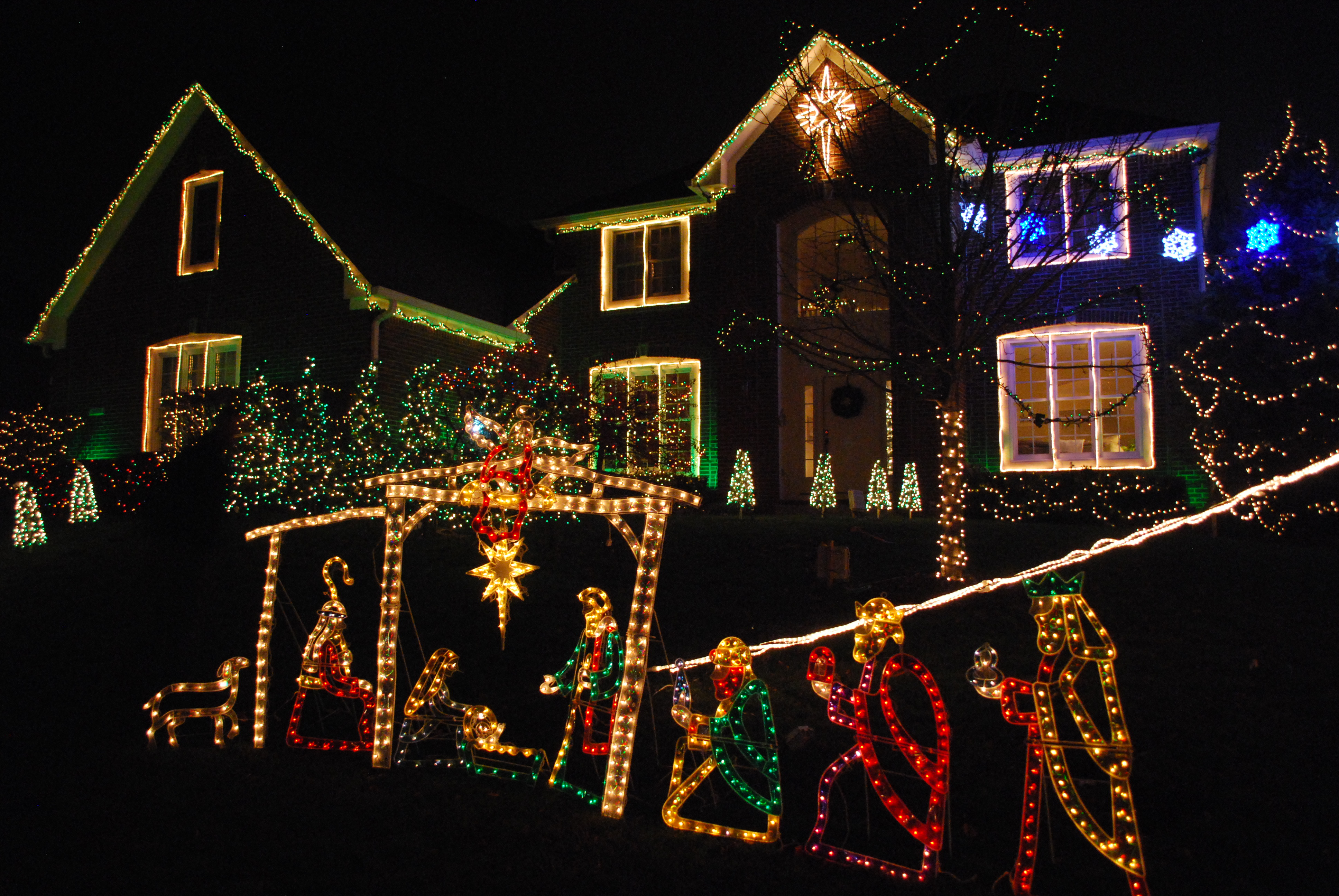 """One stop you want to include on your tour map is 14809 Victory Ct., Westfield.  """"Christmas on Victory"""" has an extensive light show set to the music of 22 songs. This year's setlist includes the additions of """"Popcorn"""" by Hot Butter and a medley of three songs: """"It's Beginning to Look a Lot Like Christmas,"""" sung by Michael Buble, """"All of the Lights"""" sung by Kanye West and Rihanna, and """"All I want for Christmas is You"""" sung by Mariah Carey. The home is owned by Tom and Barb Lorek. The light display is available 6:30 to 9:30 p.m. Sunday through Thursday and 6:30 to 10 p.m. Friday and Saturday. The show runs through Dec. 29. It is free, but donations will be accepted for Make a Wish. For more information, visit www.facebook.com/ChristmasOnVictory."""