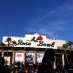 The Rose Bowl!