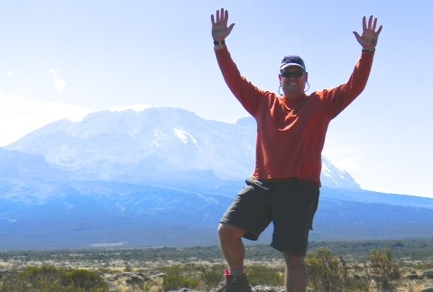 Steve Meier always wanted to climb Mt. Kilimanjaro, a common item for a bucket list. A heart attack stopped him in his tracks at age 49.