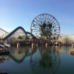 Part of California Adventure