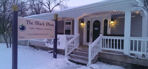 Black Plum Café is located on the east side of Westfield on Ind. 32. (Staff photo)