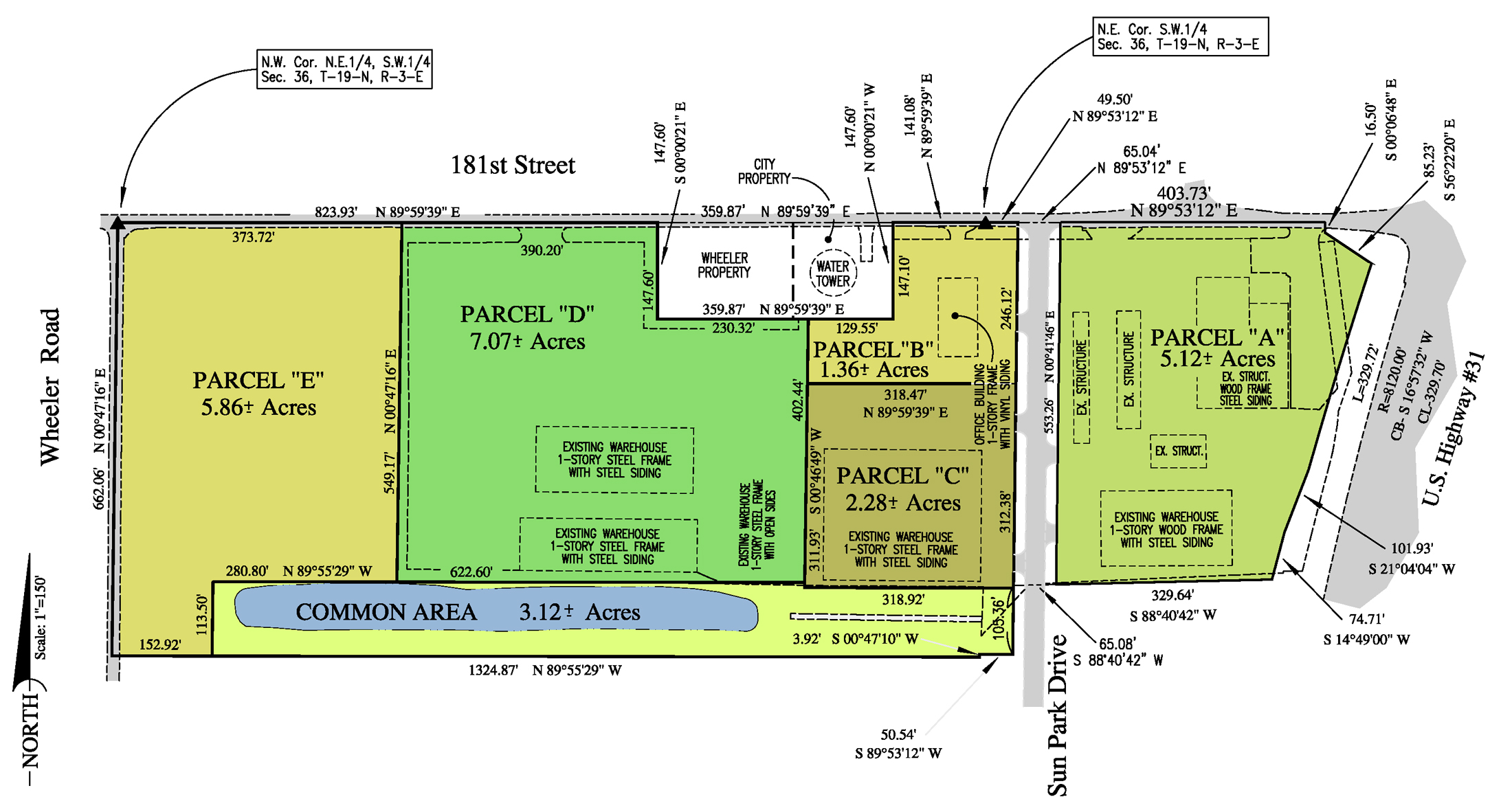 S:DATA13-0028ExhibitsRe-Zone ExhibitsColor Renderings.dwg M