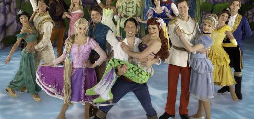 """Members of the cast of """"Disney On Ice presents Princesses & Heroes"""" will entertain crowds at Bankers Life Fieldhouse this month. (submitted photo)"""