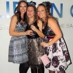 Stephanie Hipskind, Christina Davenport, and Jessica Bohac from metro area