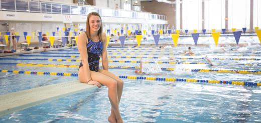 Carmel diver Laura Rokap