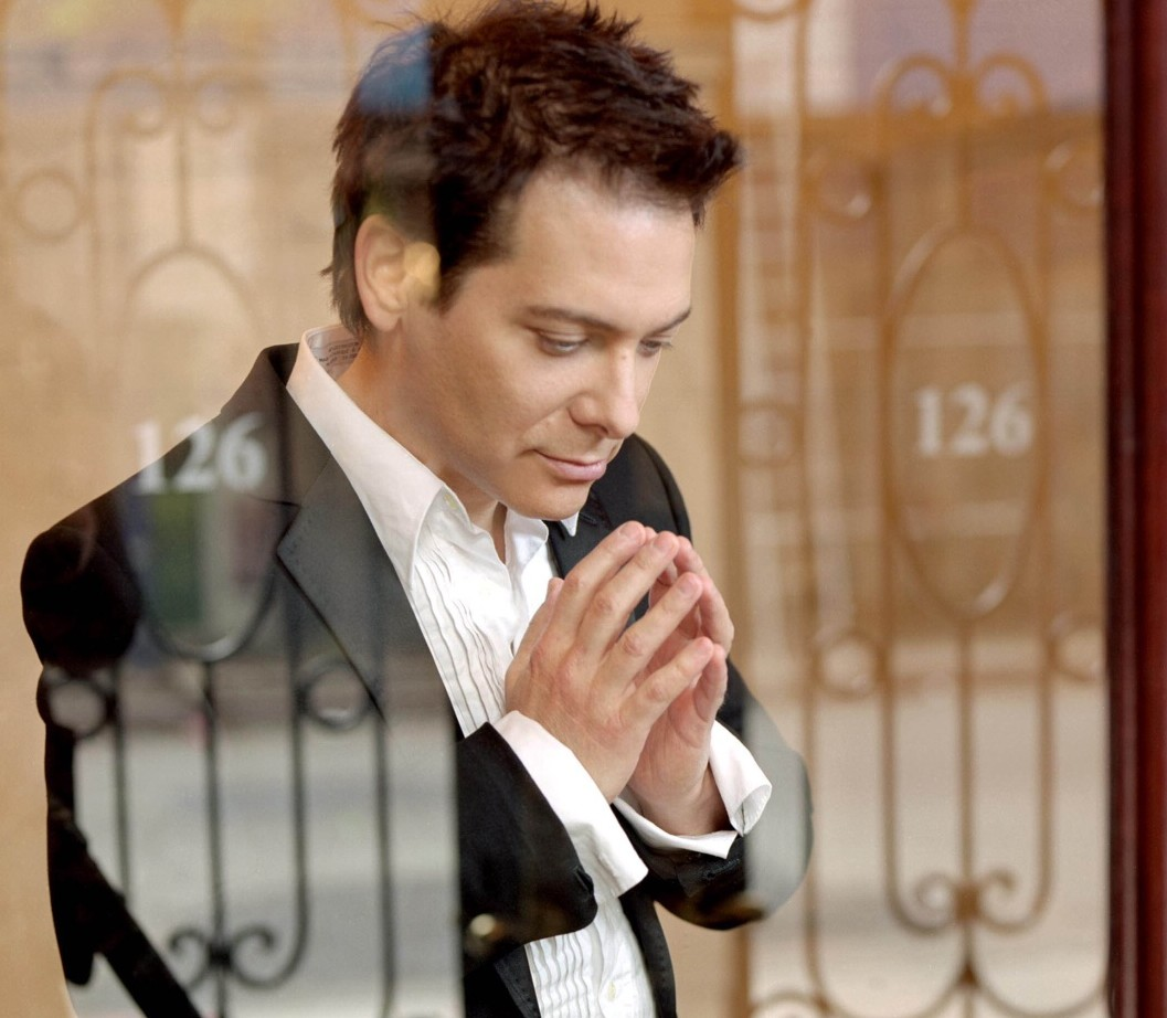 Michael Feinstein will perform the works of George Gershwin on Feb. 16 at the Palladium with the help of Julie Goodwin, the winner of 2013's Great American Songbook Competition. (submitted photo)