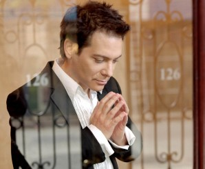Michael Feinstein will perform the works of george gershwin on Feb. 16 at the Palladium with the help of Julie goodwin, the winner of 2013's great Ameri- can Songbook Competition. (Submitted photo)