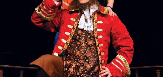 """eef & Boards Dinner Theatre will stage the chil- dren's play """"How I Became a Pirate"""" on Fridays and Saturdays through March 15. (Submitted photo)"""