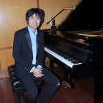 Sean Chen, American Pianists Association's 2013 Dehaan Classical Fellow, gave a performance. (Staff photo)