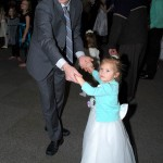 "Neal and Hallie Walther dance to One Direction's ""Story of My Life."""