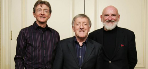 The Chieftains, from left, Matt Molloy, Paddy Maloney and Kevin Connett will play at the Palladium on March 6. (Submitted photo)