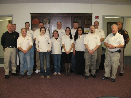 The Citizens Academy class 2013 graduated in November. (Submitted photo)
