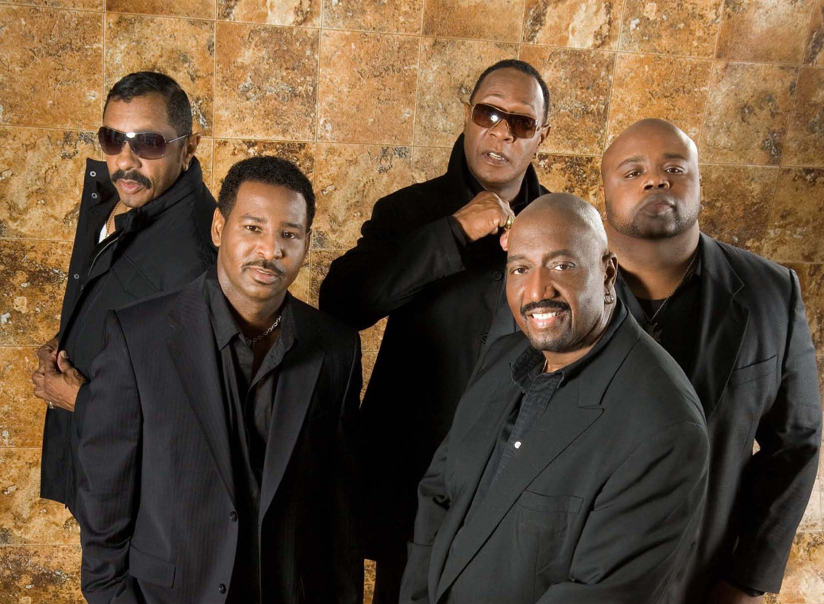 The Temptations will bring their nostalgic array of soul music to the Palladium on Feb. 27 for a live performance. (Submitted photo)