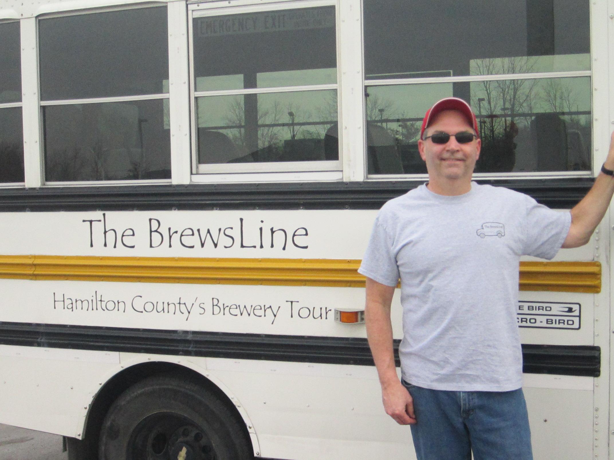 Brewsline Tour