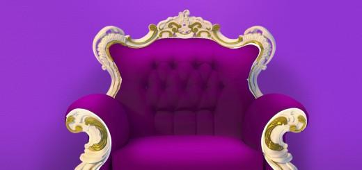 IO-Earley Purple throne