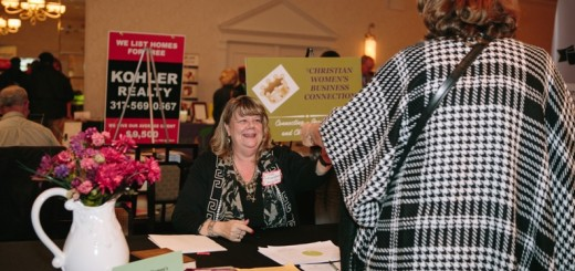 The Indiana Small Business Expo at Ritz Charles in Carmel typically draws a large crowd of professionals looking to network. (Submitted photo of previous event)