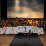 Students helped to raise money for Riley Hospital for Children with a Dance Marathon in 2013 at University High School. (Submitted photo)