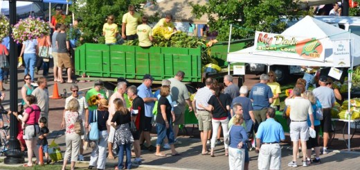 The Carmel Farmers' Market is in its 16th year and still growing in terms of popularity and offerings. (Staff photo)