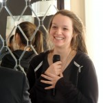 "Carmel powerhouse singer, Abby Dill, learns to ""throw the verses away""