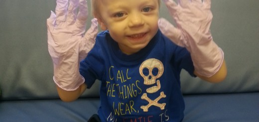 Kane Lamberson, 4, needs blood transfusions every six weeks to stay alive. (Submitted photo)