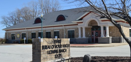 The Fishers BMV at 3 Municipal Drive will close April 26th