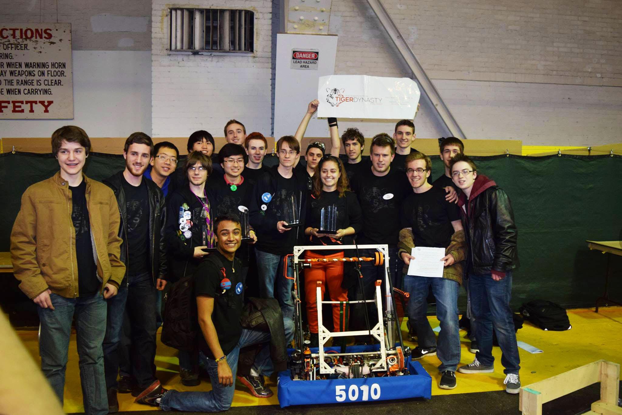 Fishers High School Robotics Club Wins Honor Current Publishing