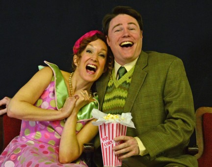 """MaryJane Waddell and Michael Dotson star in Irving Berlin's, """"I Love A Piano."""" (Submitted photo)"""