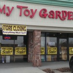 My Toy Garden will close in May if no buyer is found. (Staff photo)