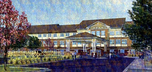 Carmel Senior Living at will open in 2015 at 136th and Illinois streets. (Submitted rendering)